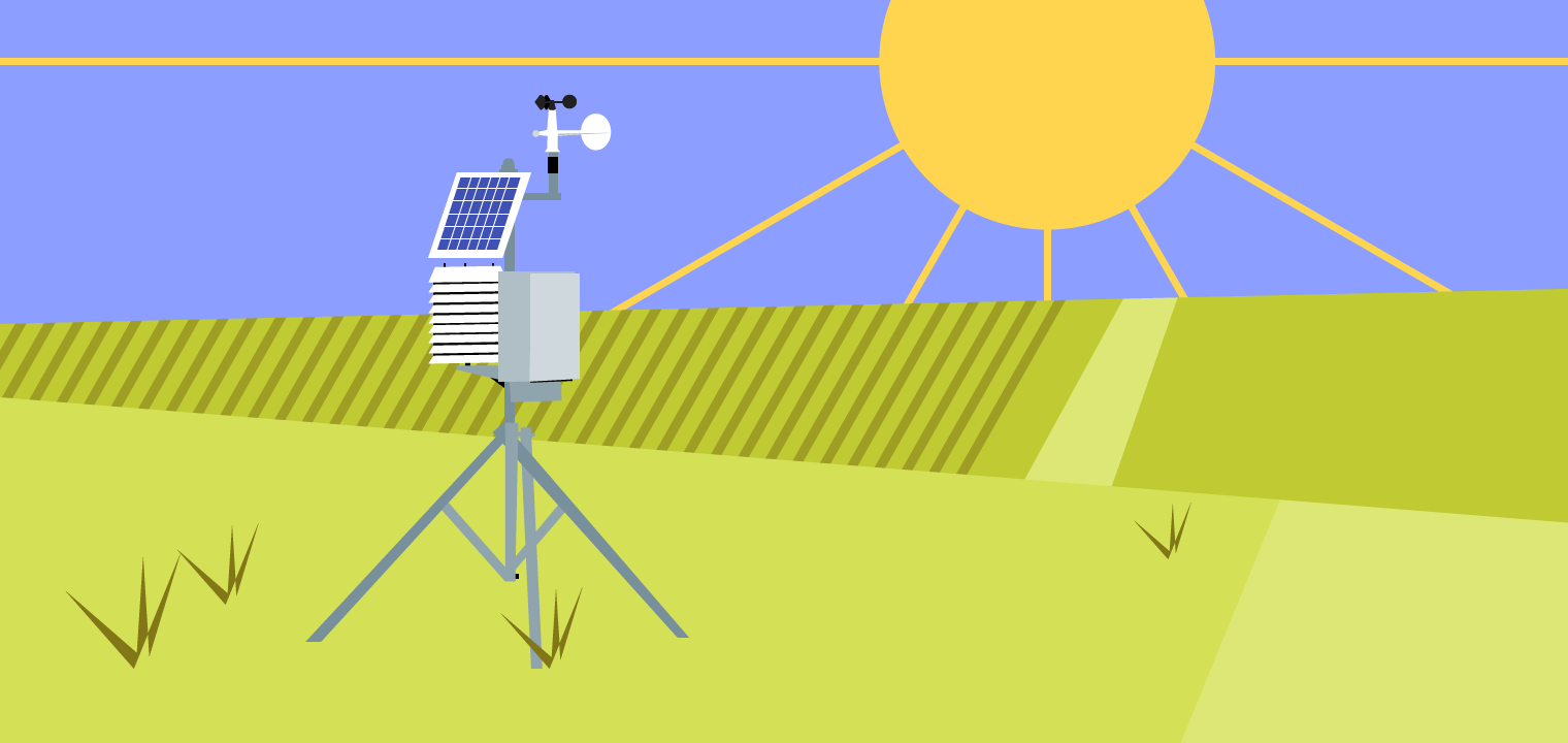 MEA automatic weather station